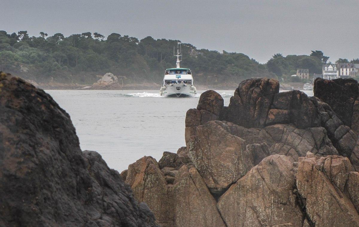 le bateau de bréhat pointe de l'arcouest 17 juin 12 (1 sur 1)
