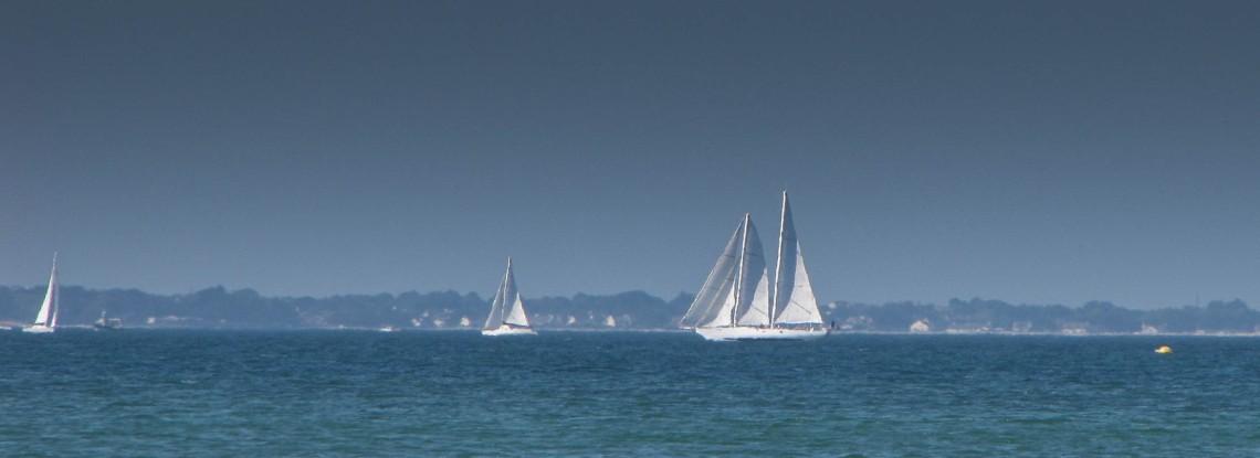 la goélette blanche, baie de quiberon, 12 (1 sur 1)