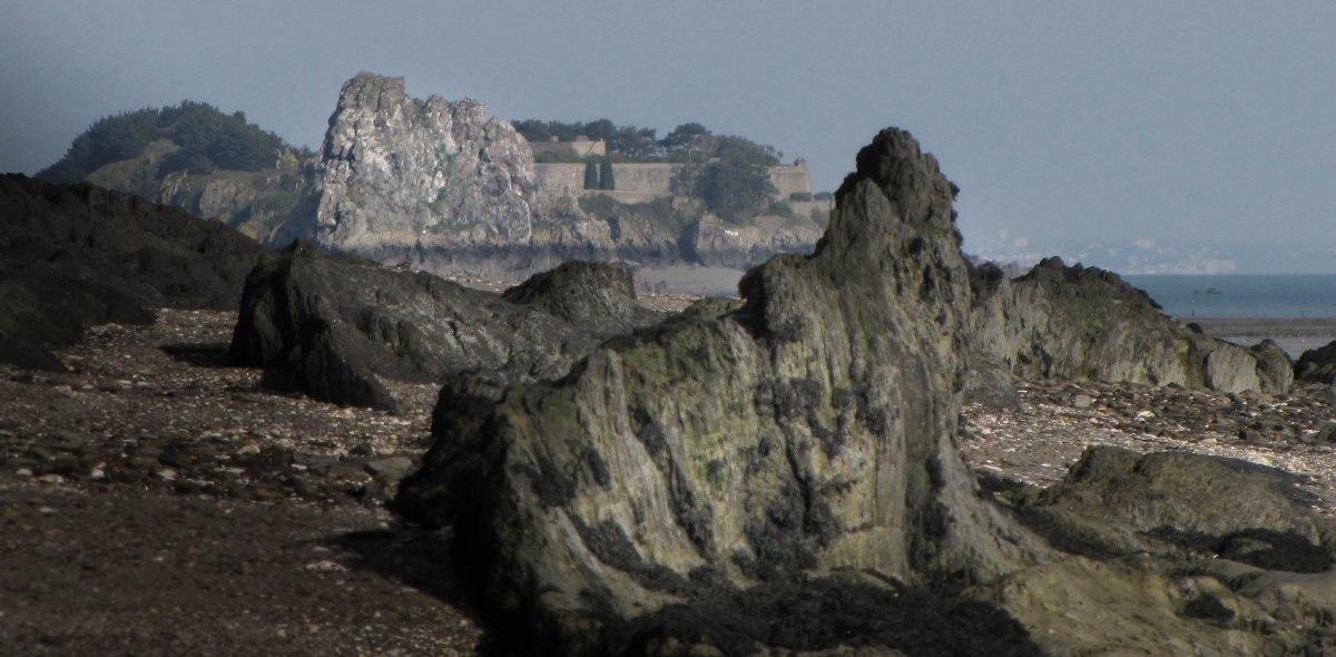 les rochers de Cancale au Vauléraut, 20 nov 17, 14h07