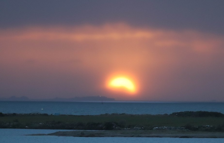 La Baie de Quiberon et W. Turner 2, 3 mars 18