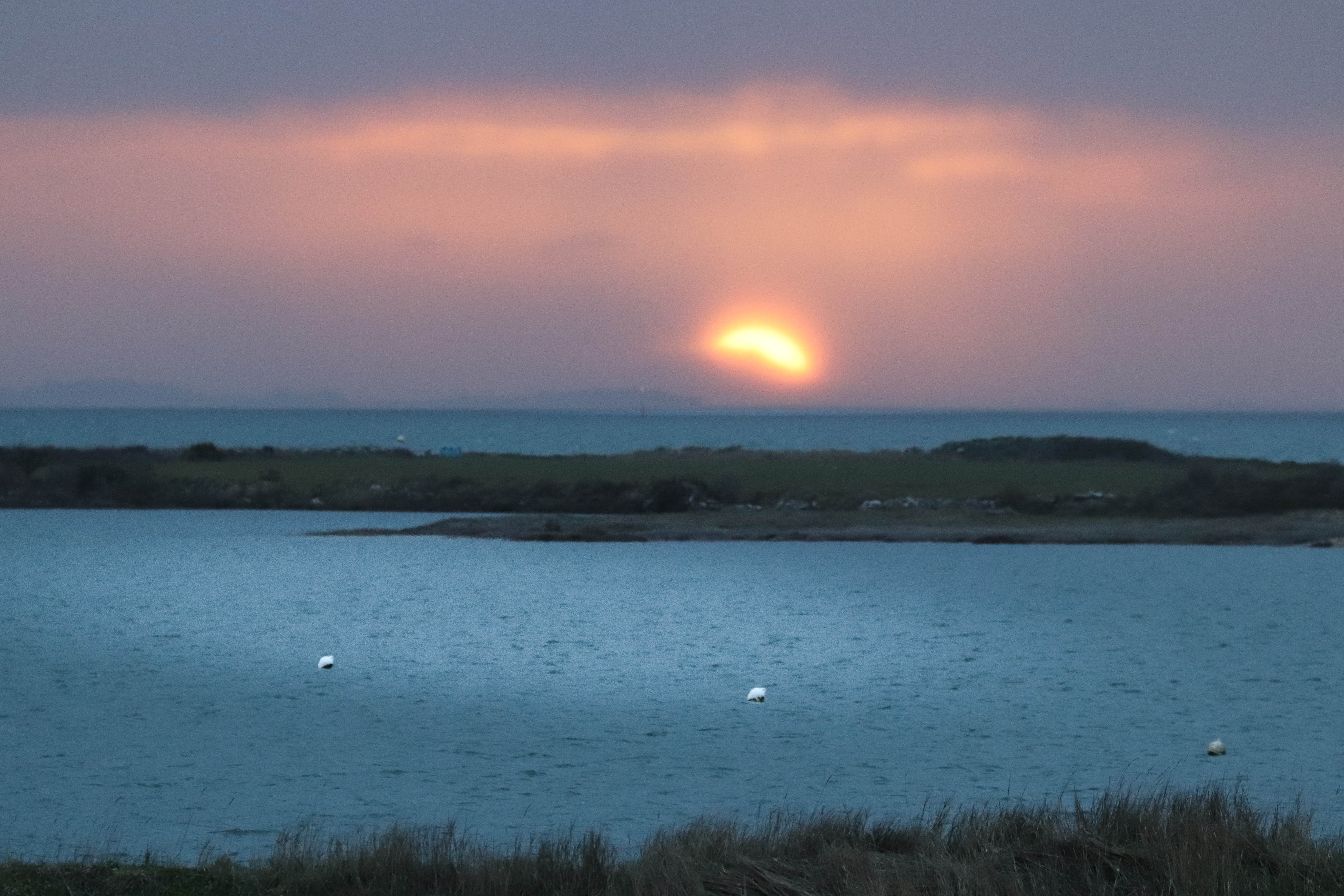 La Baie de Quiberon et W. Turner 3, 3 mars 18