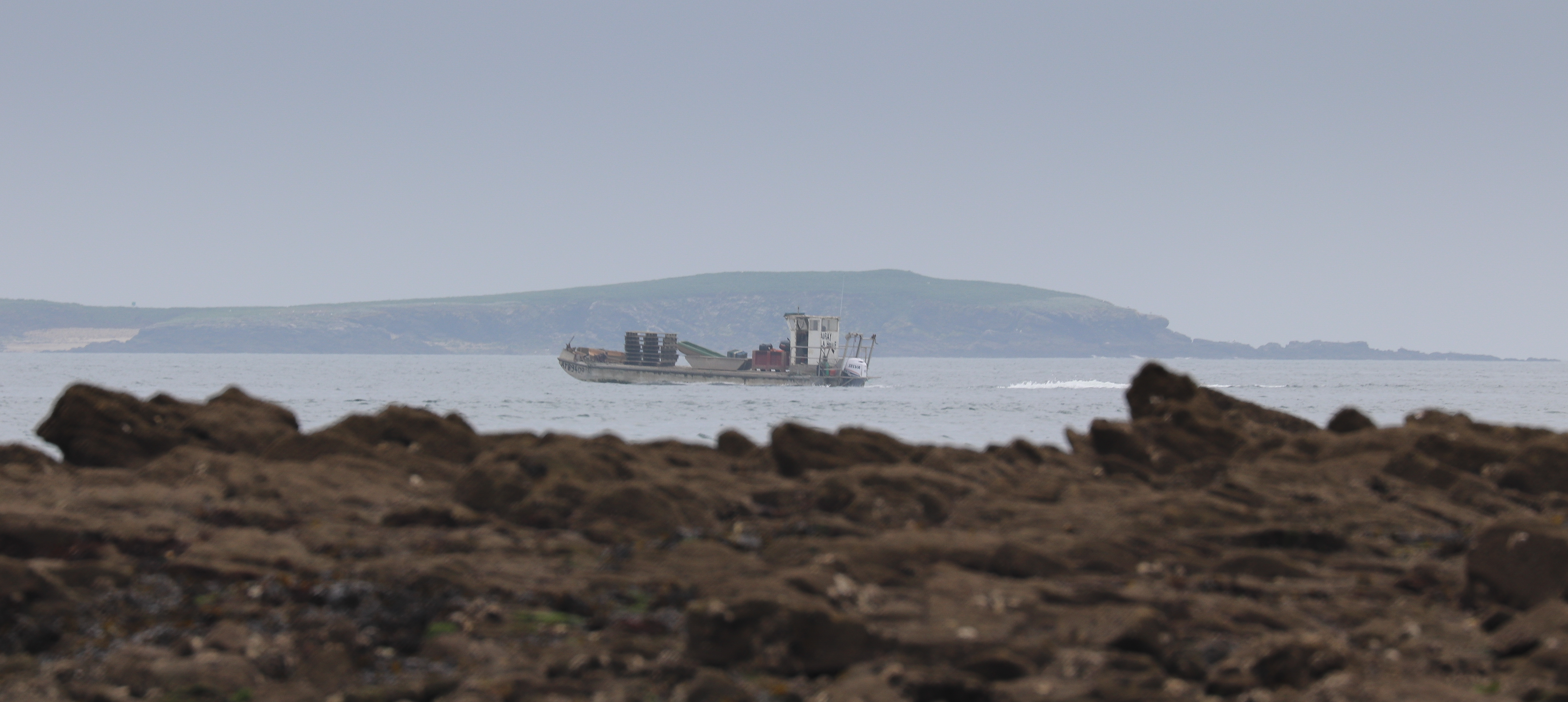 barge la Houle devant Méaban 2, Locmariaquer,  9 avril 18 (1 sur 1).jpg