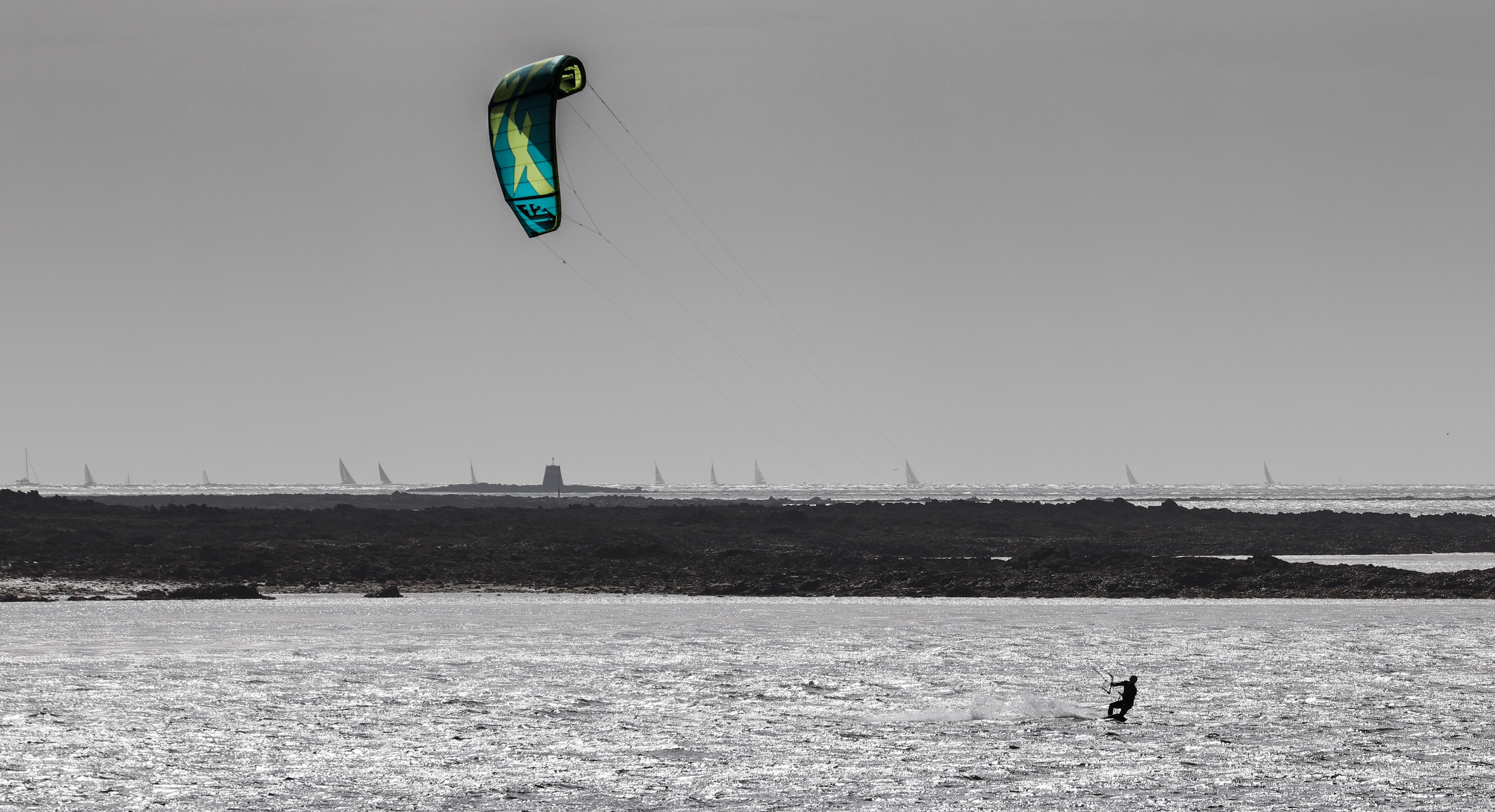 le kite-surfeur, Plage de St Pierre 5, 15 avril 18   (1 sur 1).jpg