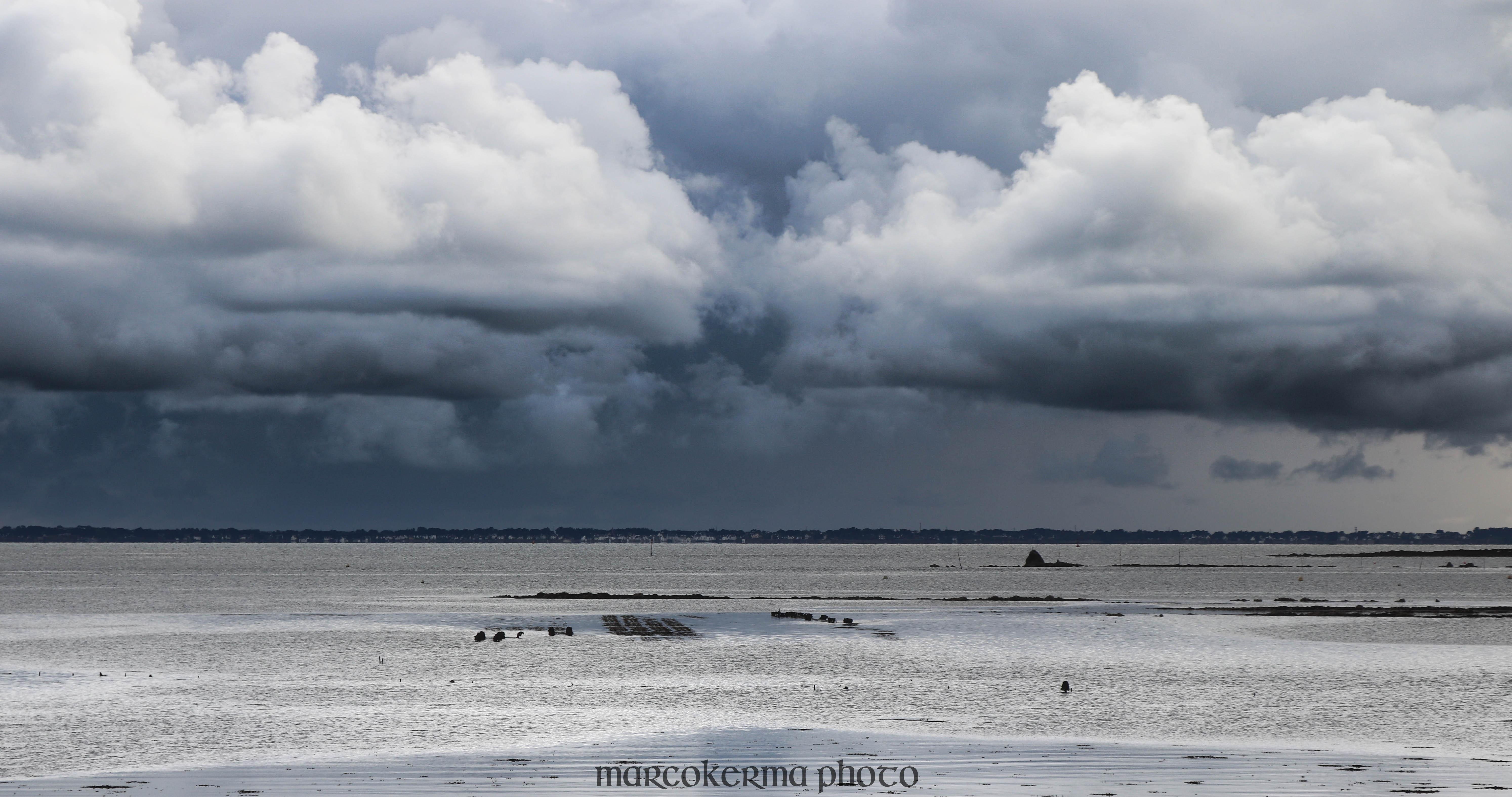 baie de Quiberon, l10 juin 19, 20h32