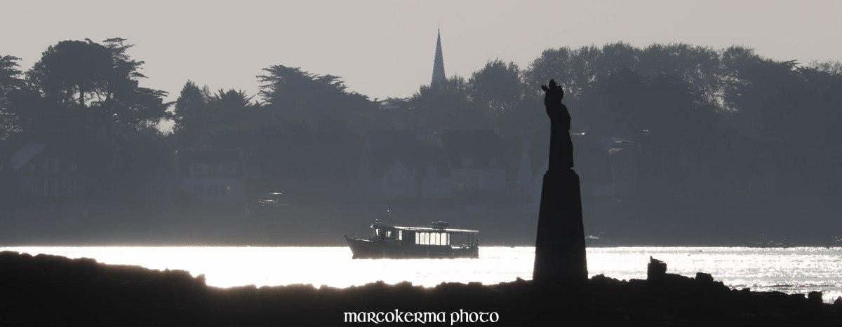 la Passagère, Kerpenhir Port-Navalo, 15 sept.19, 9h01-50