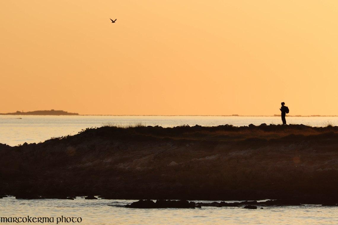 plage de St Pierre, 14 sept.19, 20h02