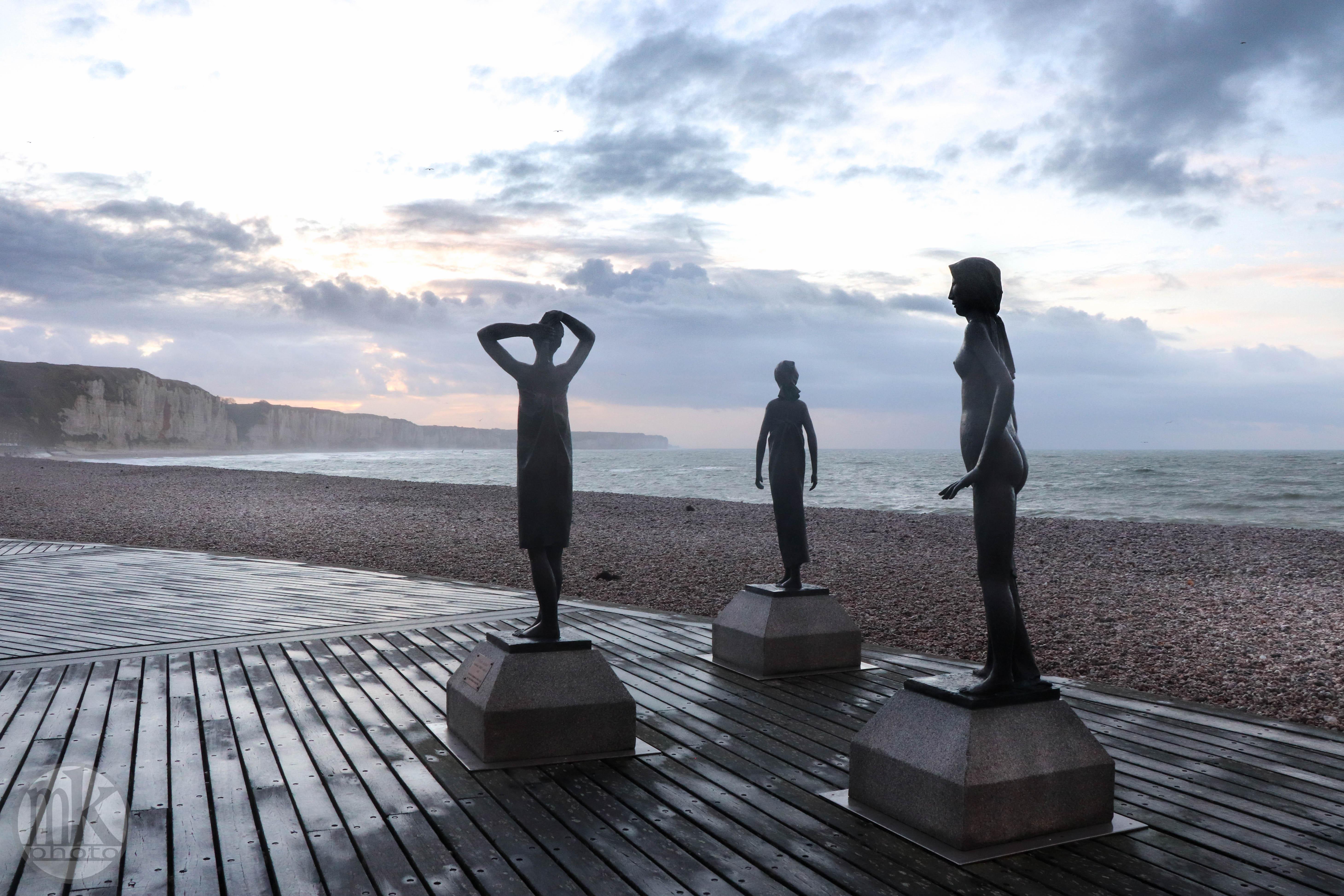 statues, Fécampl, 22 déc.19, 17h38-20