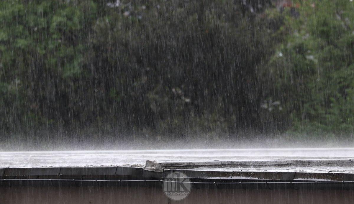 orage, pluie, Rennes, 17 avril 2020, 18h